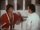 драка митхуна чакроборти со своим братом из индийского фильма - каратэ