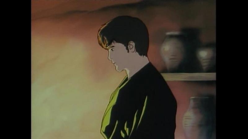 Плачущий убийца Crying Freeman 1 серия [ОVA]