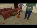Михакер Garrys Mod Смешные моменты перевод 227 - ПАНДА И ФОКУСЫ Гаррис Мод Full HD 1080p