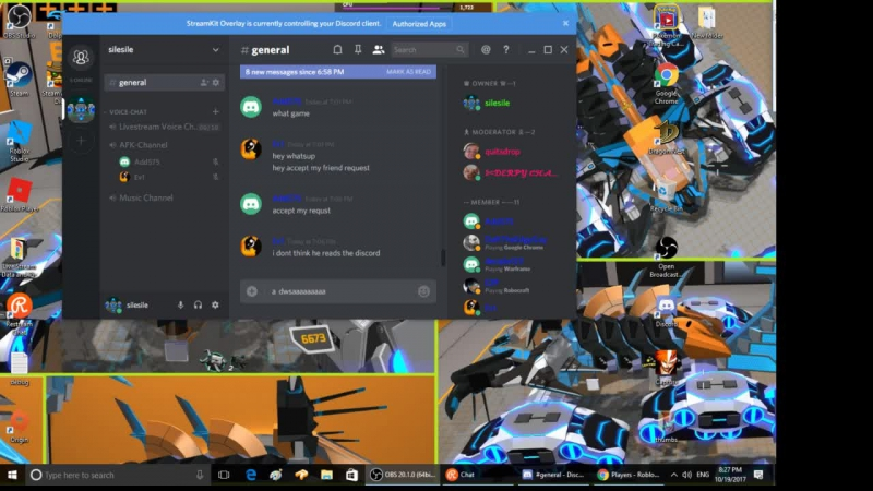 Sile Sile Live Stream and Discord link discord.gg/2PV57PK