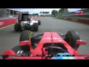 F1 2014. Гран-при Канады. Гонка