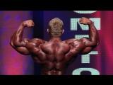 Arnold Classic 2015 - Justin Compton Posing Routine