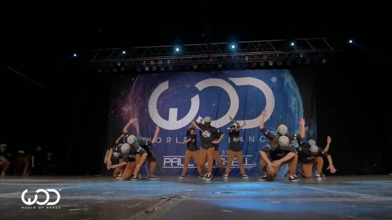 Hip Funk - 2nd Place Adult Division - FRONTROW - World of Dance Dallas 2015 WODDALLAS2015 (1)