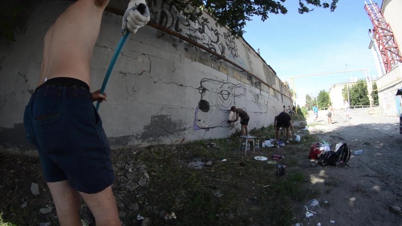 Граффити Саратов
