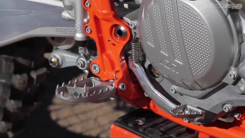 KTM 250 SX-F Factory Edition First Ride - MotoUSA