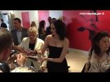 Ева Грин и Роман Полански раздают автографы Каннский фестиваль