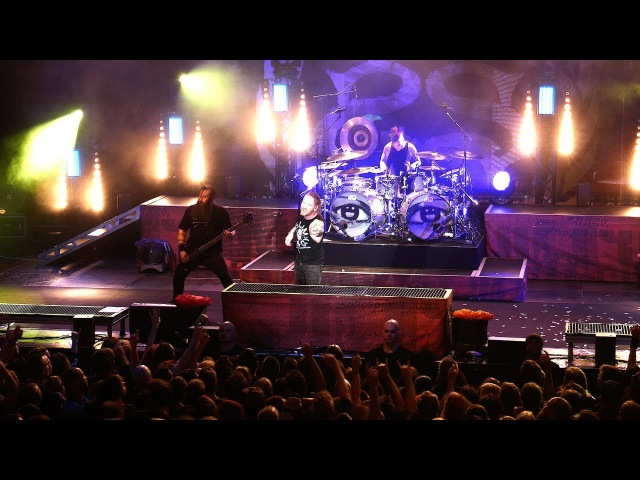 Stone Sour - Hydrograd Tour, Berlin, 20.11.17 - Say You'll Haunt Me (4K)