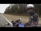 Top speed.299 km.Suzuki GSXR1000 K7