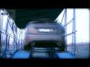 NeX® Ford Focus II Hatchback Restyle Эксклюзив Двойной отвод c нержавеющими насадками 101 мм