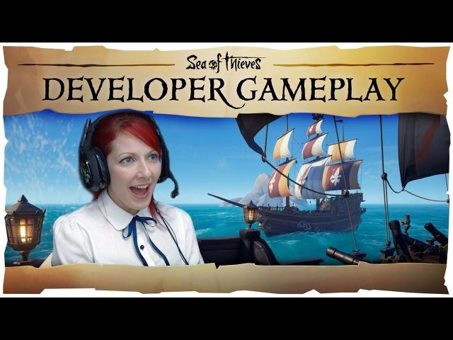 Official Sea of Thieves Developer Gameplay 5: Pirate Olympics - The Greatest Race in History!