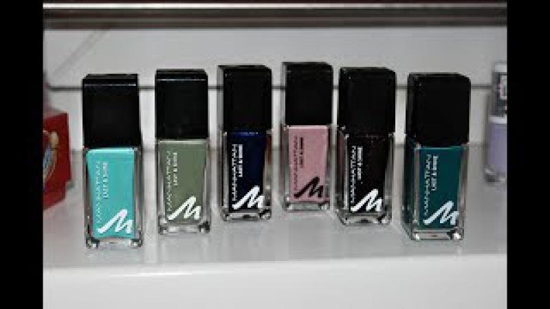 Nail polish MANHATTAN and CATRICE