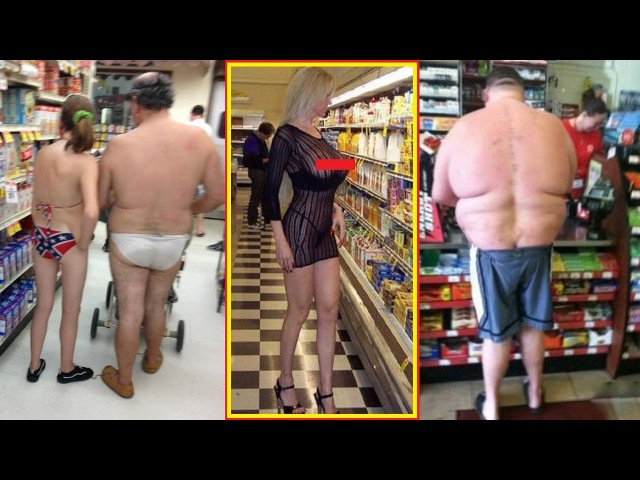 People Of Walmart You Won't Believe Actually Exist
