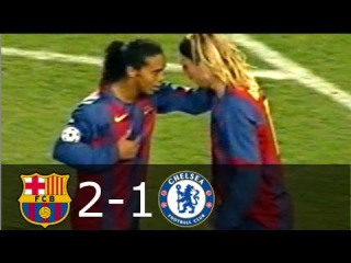 Barcelona vs Chelsea 2-1 - UCL 2004/2005