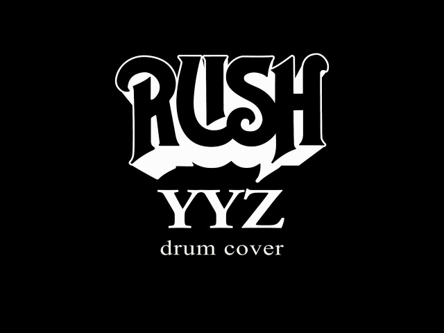 RUSH - YYZ (drum cover by Anton Strotz)