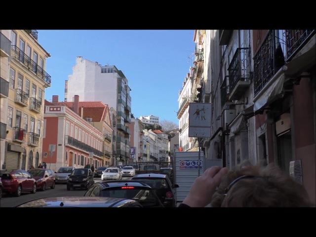Европейские каникулы. Часть 5-я. Португалия. Кашкайш. Лиссабон