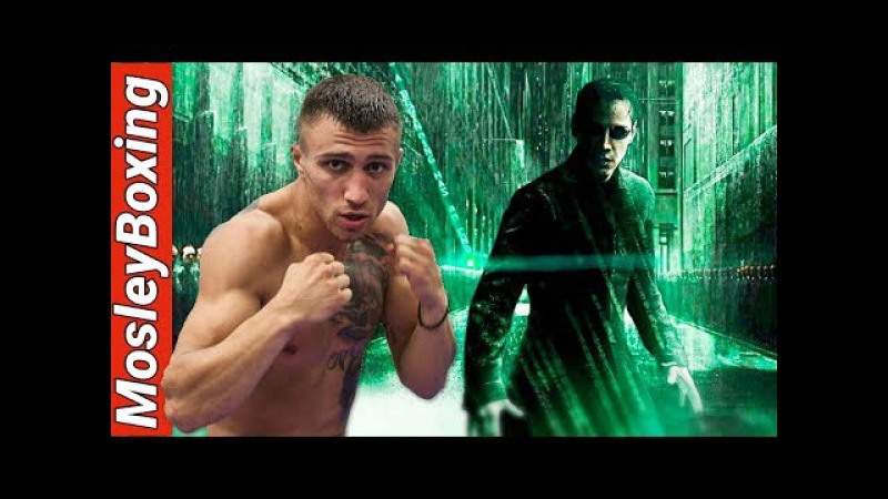 Lomachenko THE MATRIX - He Is THE ONE - Best Pound For Pound Boxer Today?