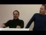 Виктор Санин и Евгений Булочников