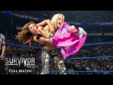 FULL MATCH - Raw vs SmackDown - Traditional Elimination Women's Tag Team Match Survivor Series 2008