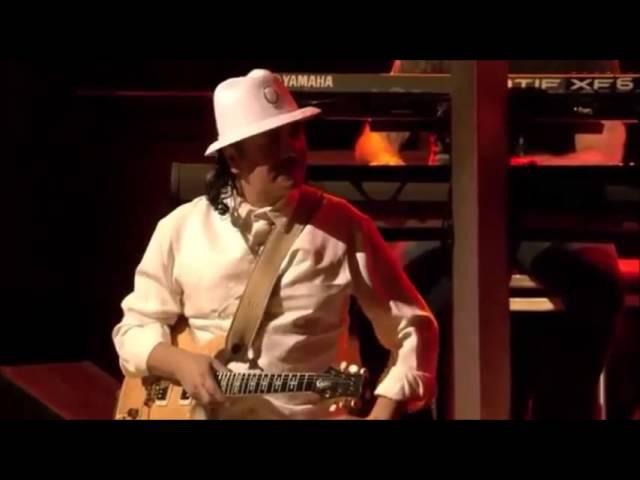 Carlos Santana John McLaughlin - The Creator Has A Master Plan