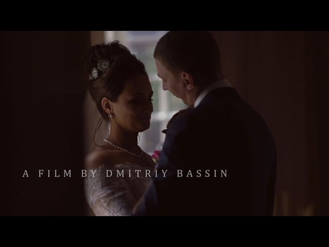 WEDDING VIDEO. DMITRIY BASSIN VIDEOGRAPHY 2017