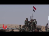 Syrian army and allies regain 20,000 square kilometers and fix points on Syrian border