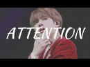 Jungkook - Attention [fmv]