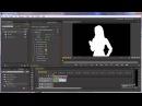 Как заменить фон в видео Adobe Premiere Хромакей