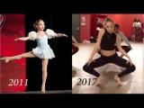Dance Moms Maddie Ziegler Amazing Transformation (2011 - 2017)