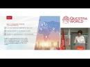 Прямой эфир: Questra World из Мадрида 20.05.17 г. (Russian translation)