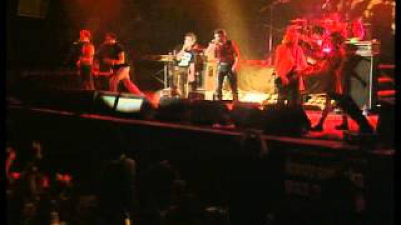 Король и Шут - Похороны панка (Мертвый Анархист. Live)