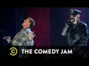 """The Comedy Jam - Jim Breuer & Rob Halford - """"You've Got Another Thing Coming"""""""
