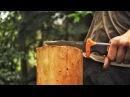Прикончим легенду Беара Гриллса - нож Bear Grylls Ultimate DBK на русском Перевод Zёбры