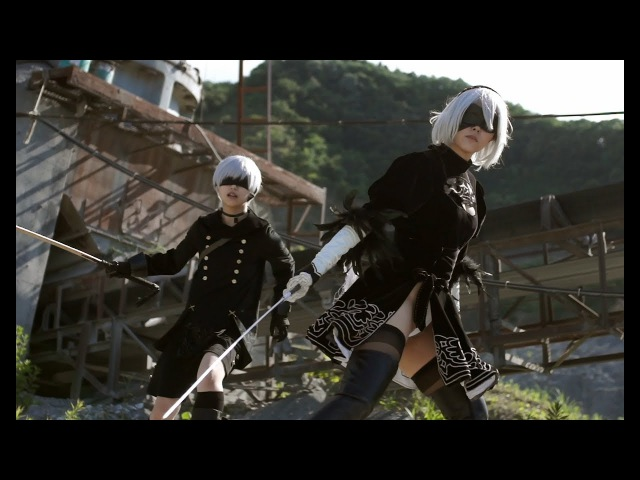 NIER AUTOMATA: Cosplay Cinematic