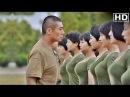 عرض عسكري خيالي للجيش الصيني لن تصدق ما ترا