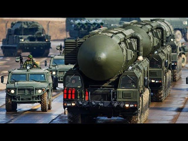 Противостояние оружия России и США - Ядерный Щит