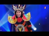 Demon Magicians Episode 7 - America's Got Talent - The World's Best Mask Changer