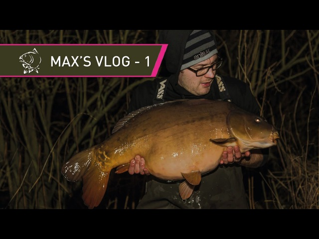 River Carp, Farlows and Overnighters - Max's Vlog Episode 1