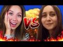 ВИКА ЛАПА VS ЭЛЛИ ДИ   Великая Рэп Битва   VikaPaw ПРОТИВ Elli Di   Minecraft (Майнкрафт)