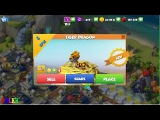 How to breed Tiger Dragon ,Gameplay, Dragon Mania Legends -part 516