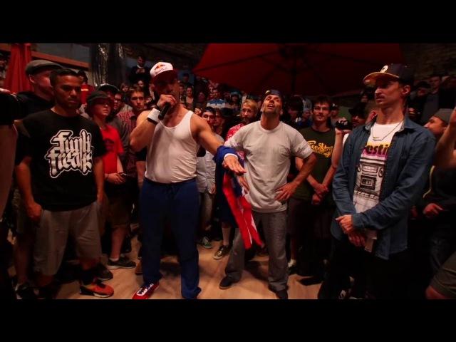 V1 Battle of the Gods 2016   Crazy Legs (Rock Steady) - Storm (Battle Squad)   Dj Skeme Richards