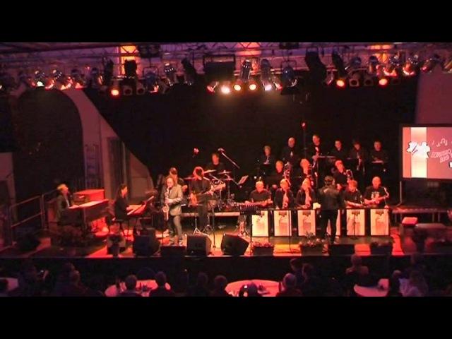 Euregio Bigband Gronau Comin' Home Baby feat Peter Weniger und John Hondorp