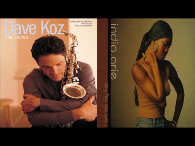 데이브 코즈(Dave Koz), Feat. India Arie - It Might Be You (Original)