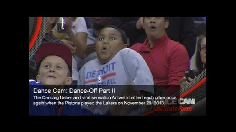 Dance Cam: Dance-Off, Part 2 | December 6, 2013 | NBA 2013-14 Season