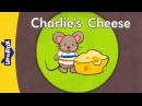 'ch' words: Charlie's Cheese | Level 3 | By Little Fox