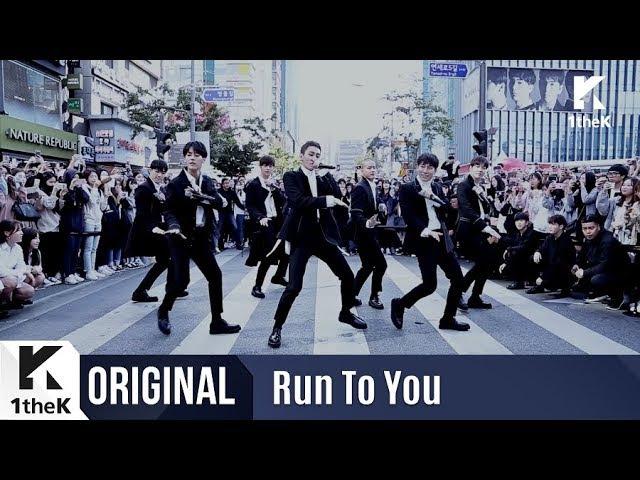 RUN TO YOU(런투유) BTOB(비투비) _ MOVIE