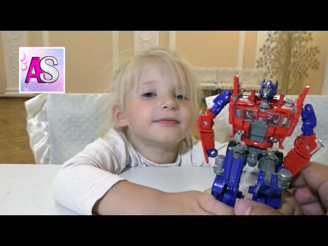 Трансформеры 4 - эра истребления - Оптимус Прайм / Transformers 4 - Optimus Prime Age Of Extinction