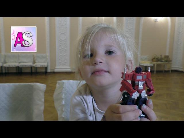 Трансформеры - Оптимус Прайм - Hasbro Transformers - Optimus Prime Legends Class