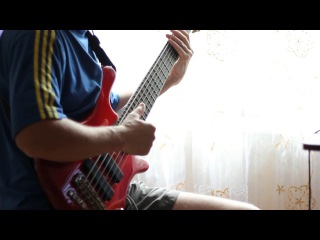 Slap bass grooves & Slap improvisation (Соло на бас-гитаре)
