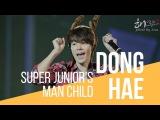 Lee Donghae Super Junior's man child