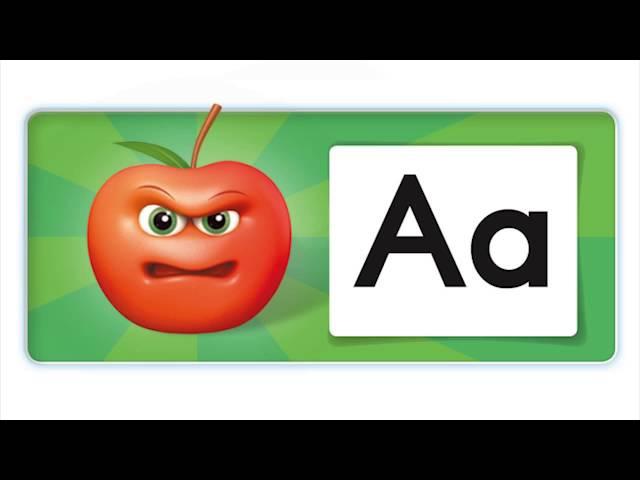 Oxford Phonics World 1 The Alphabet Letter Aa